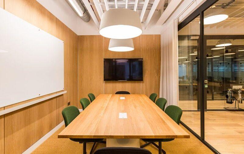50-60 Station Road, Cambridge - Meeting Room