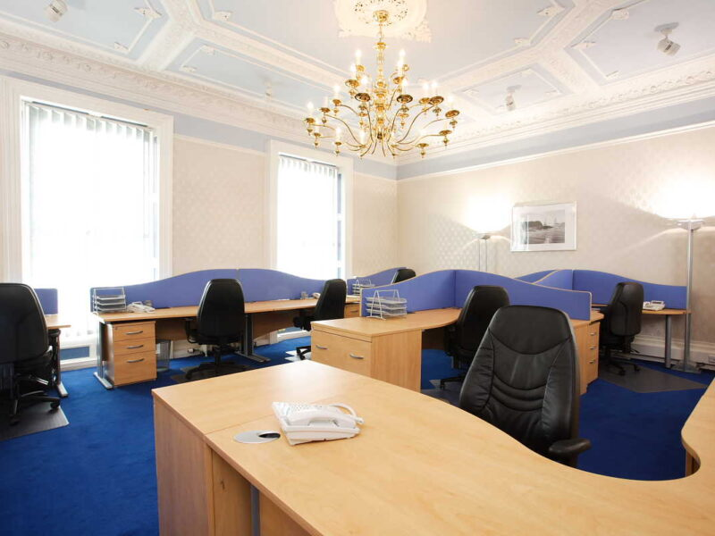 Leigh House Leeds Bradford - Large Office Space
