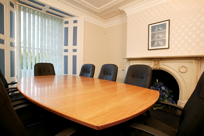 Leigh House Leeds Bradford - Meeting Room