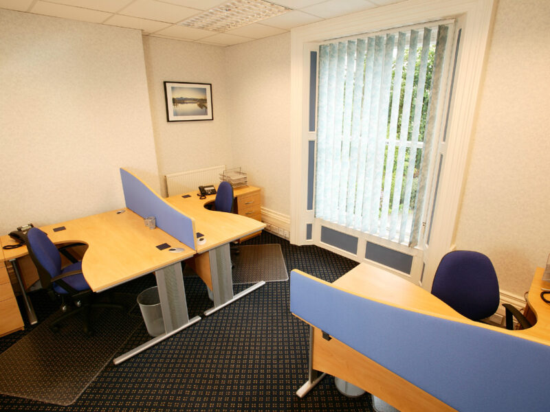 Leigh House Leeds Bradford - Private Office Space