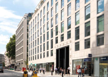 107 Cheapside - Serviced Offices City of London, EC2 1