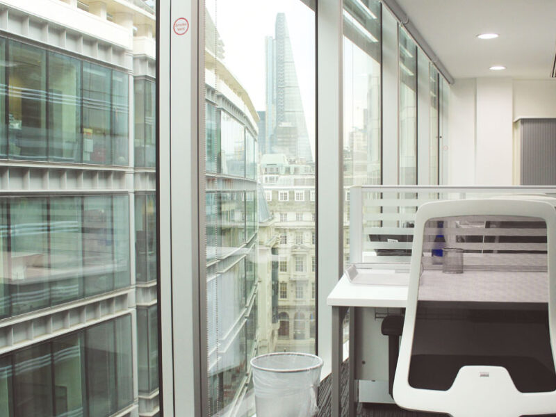 107 Cheapside - Serviced Offices City of London, EC2 10