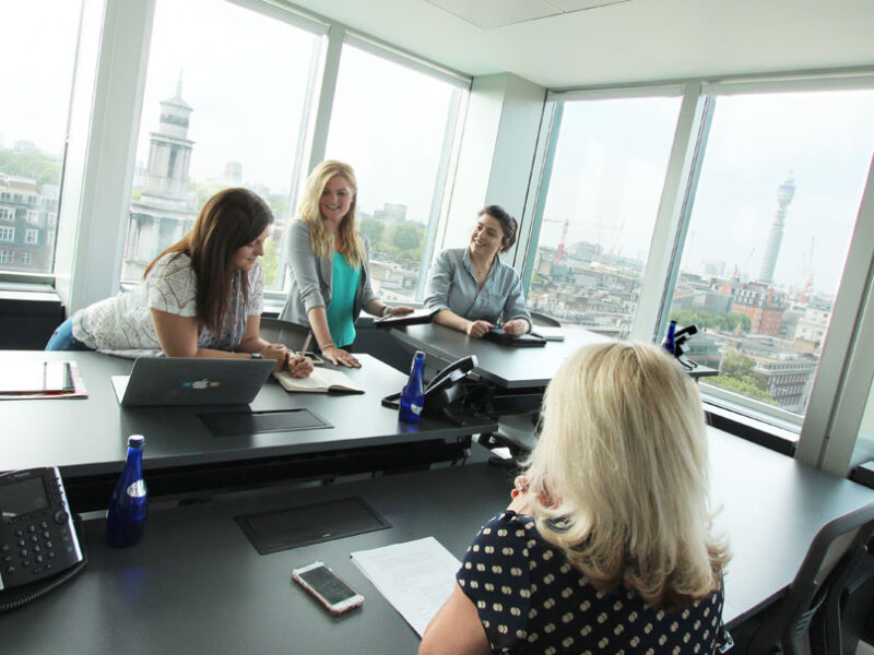 107 Cheapside - Serviced Offices City of London, EC2 5