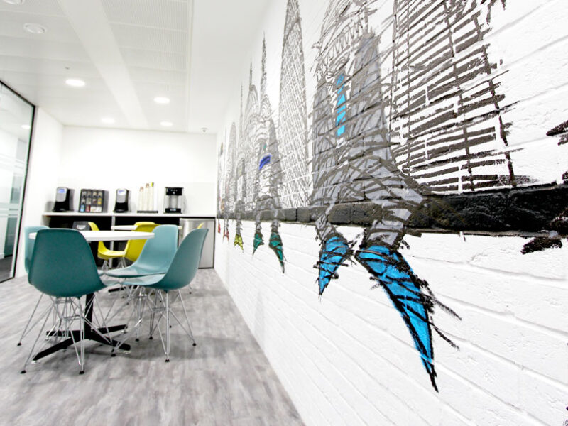 107 Cheapside - Serviced Offices City of London, EC2 6