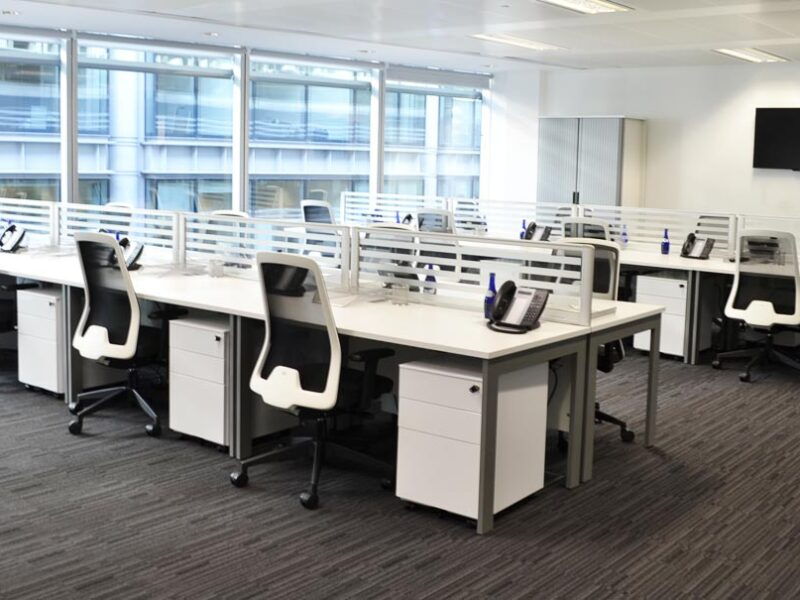 107 Cheapside - Serviced Offices City of London, EC2 7
