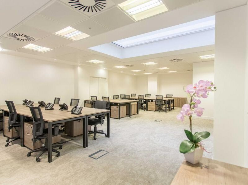 4 Cavendish Square - Serviced Offices West End - Internal