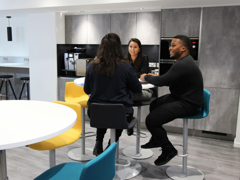 CentralPoint, Barbican - Serviced Offices, London 7