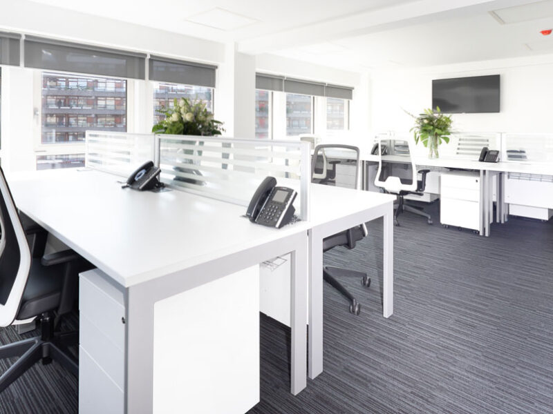 CentralPoint, Barbican - Serviced Offices, London 8