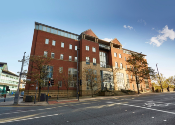 One Embankment Leeds City Centre - Building