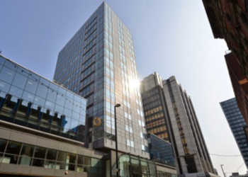 St James Tower - Serviced Offices Manchester City Centre - Building
