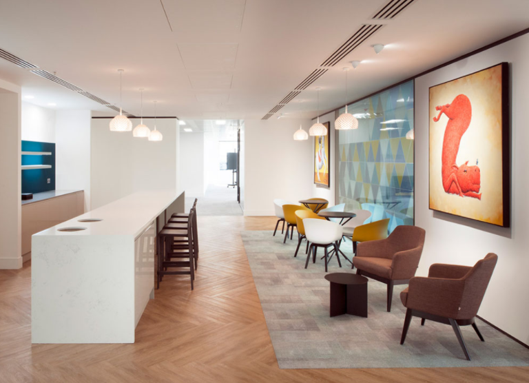 Monument Building, Lower Thames Street - Coworking