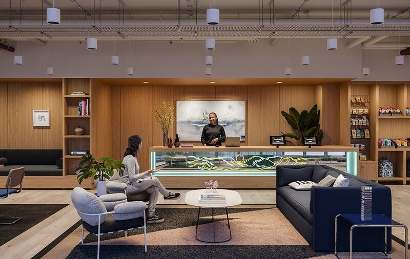 The Hewett - Serviced Office Space Shoreditch 3