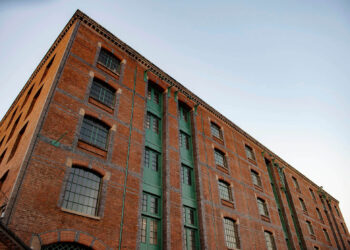 Bonded Warehouse - Serviced Offices Manchester Spinningfields 8