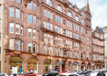 Mercantile Buildings , Glasgow - Building