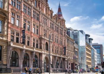Park Row House - Large Serviced Offices Leeds City Centre - Building