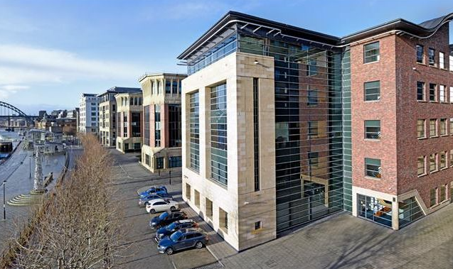 Rotterdam House Ground Floor - Large Serviced Offices Newcastle City Centre - Building 2