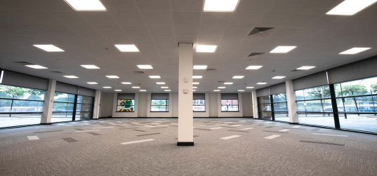 Rotterdam House Ground Floor - Large Serviced Offices Newcastle City Centre - Office Space