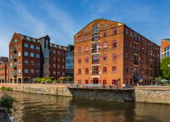 Victoria Wharf, Leeds City Centre - Serviced Offices Leeds - Building