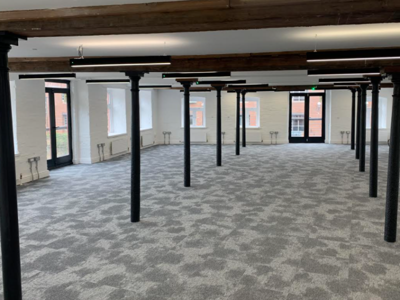 Victoria Wharf, Leeds City Centre - Serviced Offices Leeds - Office Space