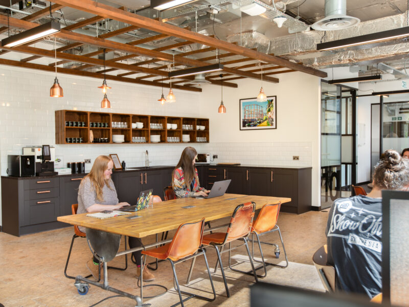 1e Mentmore Terrace, Hackney - Serviced Offices Hackney - Coworking