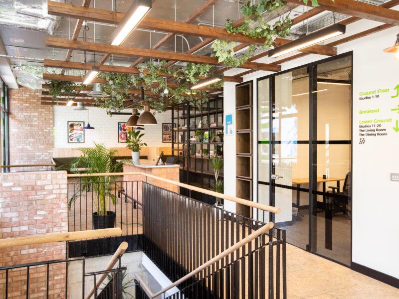 1e Mentmore Terrace, Hackney - Serviced Offices Hackney - Internal 2