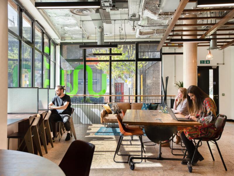 1e Mentmore Terrace, Hackney - Serviced Offices Hackney - Internal