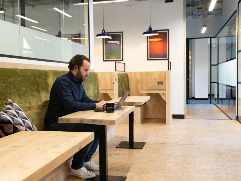 1e Mentmore Terrace, Hackney - Serviced Offices Hackney - Office Space