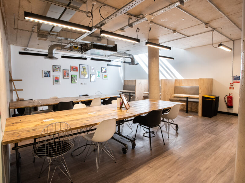 1e Mentmore Terrace, Hackney - Serviced Offices Hackney - Office Spaces