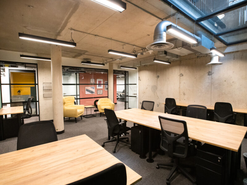 1e Mentmore Terrace, Hackney - Serviced Offices Hackney - Offices 1