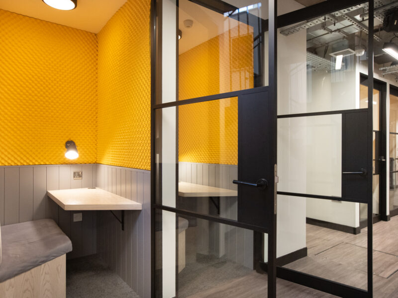 1e Mentmore Terrace, Hackney - Serviced Offices Hackney - Phone Booth
