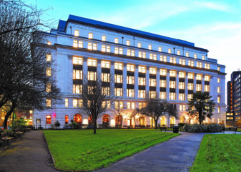 Arkwright House, Parsonage Gardens - Serviced Offices, Manchester - Building