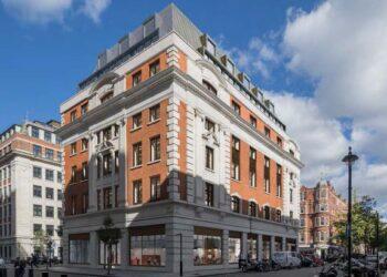 Brock House - Serviced Offices Marylebone, London - Building