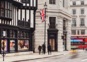 Liberty House - Serviced Offices Regent Street near SOHO , London - Building