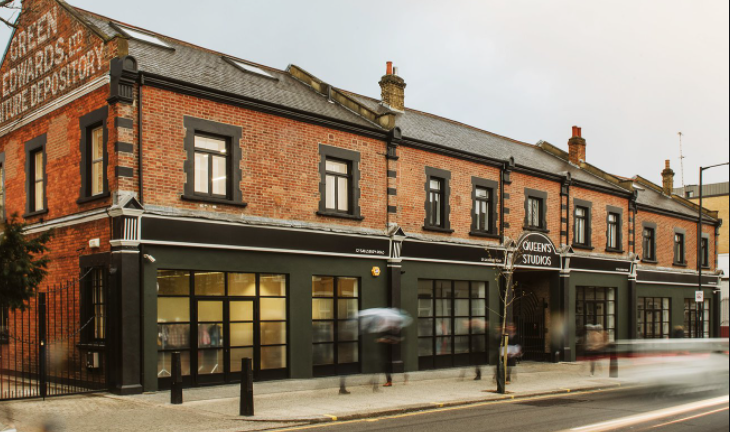 The Loft at Queen's Studios - Serviced Offices North Maida Vale - Building