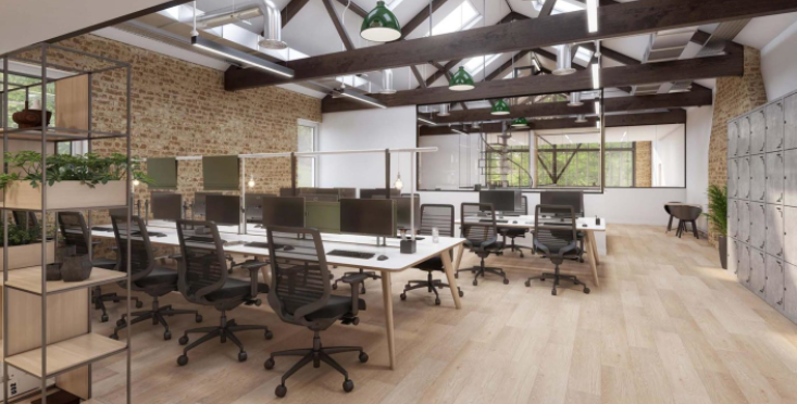 The Loft at Queen's Studios - Serviced Offices North Maida Vale - Office Space