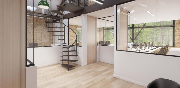 The Loft at Queen's Studios - Serviced Offices North Maida Vale - Offices